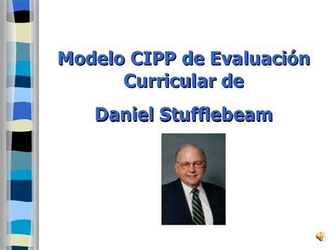 Modelo De Evaluaciã N Curricular De Pdf 8 Modelo Cipp De Evaluacin Curricular De Stufflebeam