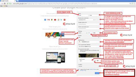 membuat email baru yang mudah cara membuat email di gmail milik google mudah lengkap gambar