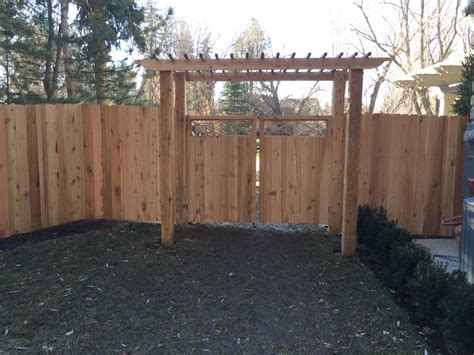 wood security fence tops invisible fencing for containing pets