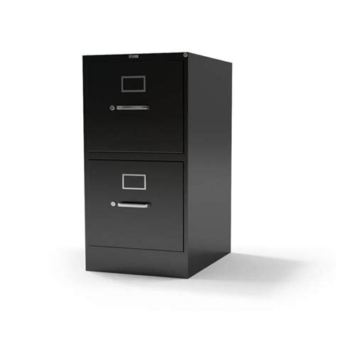metal 2 drawer file cabinet 3d model cgtrader