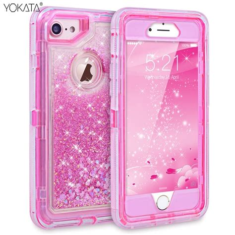 luxury   tpu bling clear quicksand case  iphone