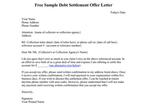 Sle Debt Collection Letter Templates For Debtors Debt Collection Letter Template
