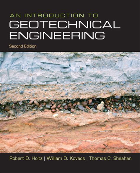 geotechnical engineering of dams 2nd edition books holtz kovacs sheahan instructor s solution manual for