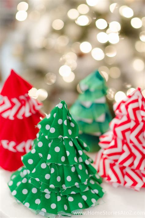 fabric christmas tree crafts www pixshark com images