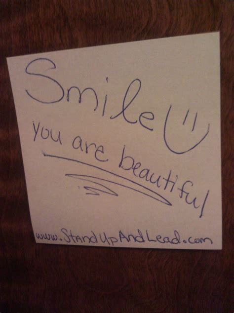 note quotes inspirational quotes on sticky notes quotesgram