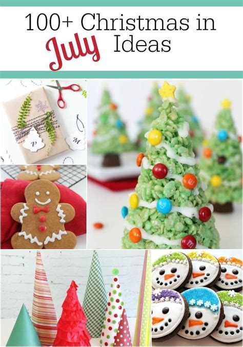25 best ideas about christmas in july on pinterest