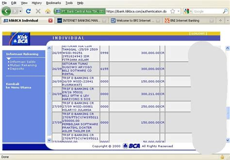 bca online internet banking bca