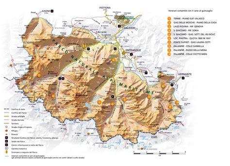 delle alpi marittime parco delle alpi marittime itin 233 raires