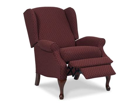 Recliner Chair Furniture Wingback Recliner Chairs Style And Comfort In One Best
