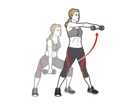 dumbbell swing dumbbell arm workouts for women most popular workout