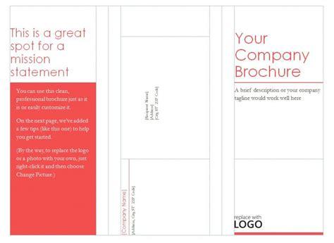 custom tri fold brochure design awesome best 25 tri fold brochure