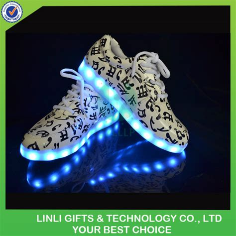 light up shoes charger fashionable light up led shoes with usb charger