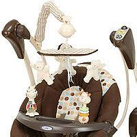 graco silhouette swing deco graco pack n play deco supplies for children pinterest