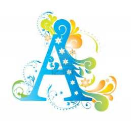 cool letter a clipart best