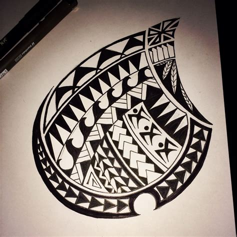 tongan tattoo design polynesian tattoos tatau