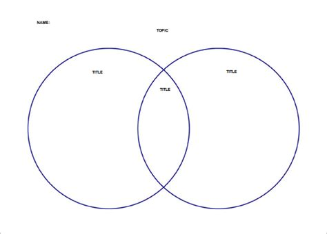 venn diagram template ks2 blank venn diagram templates 10 free word pdf format