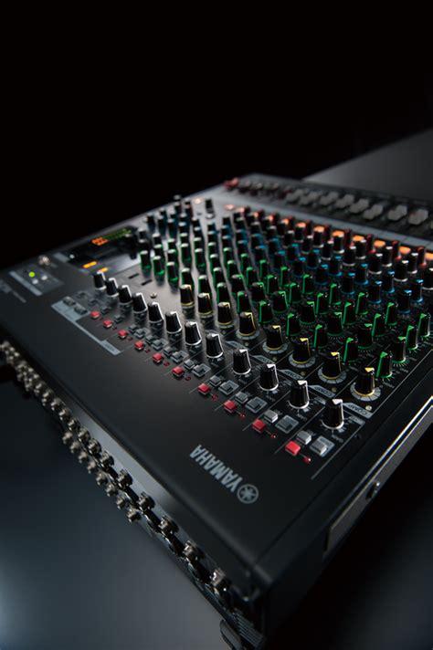 Audio Mixer Yamaha Mgp16x yamaha mgp16x image 527645 audiofanzine