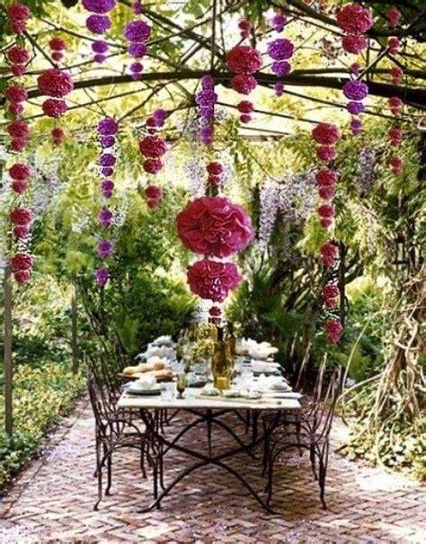 decorare un giardino decorare un giardino per una festa foto 9 40 design mag