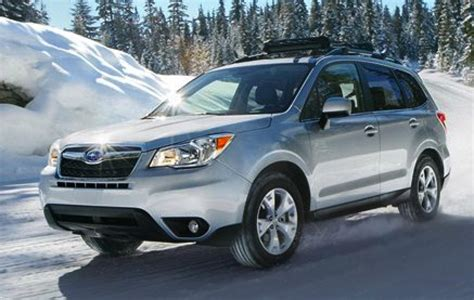 2015 subaru forester stance 2015 subaru forester