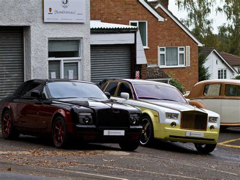 roll royce phantom custom rolls royce phantom coupe documentary catches some