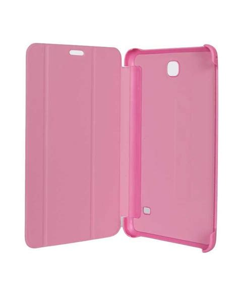 Flip Cover Samsung Tab 4 samsung galaxy tab 4 flip cover pink buy