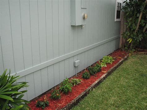 how to fix wood siding on a house merritt island completed wood siding repair and exterior house painting