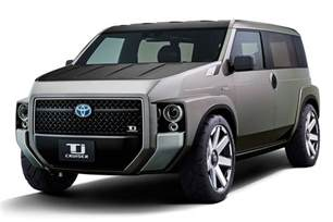 toyota s toolbox concept sport utility minivan