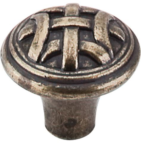 top knobs celtic knob small 1 quot german bronze