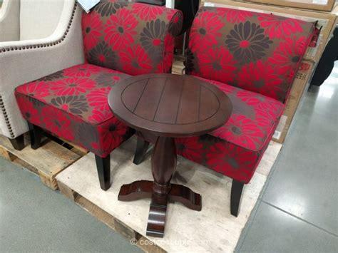 avenue six chairs costco ave six 3 set