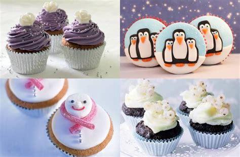 Winter Cupcakes Decorating Ideas by 15 Winter Cupcake Recipes Goodtoknow