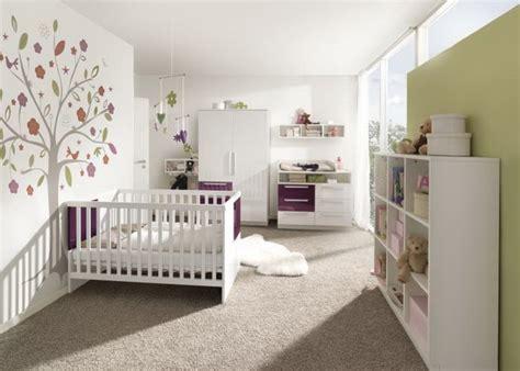 kinderzimmer in lila babyzimmer lila