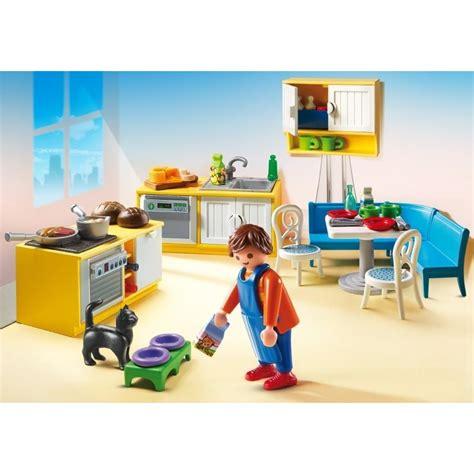 cuisine avec coin repas cuisine avec coin repas playmobil 5336 pogioshop jouets