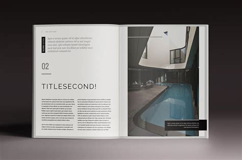 adobe indesign brochure templates 15 indesign magazine brochure templates daily ui