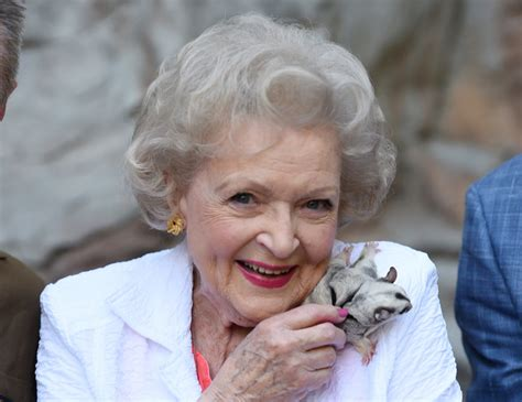 7 Reasons I Still Betty White by Betty White Somehow Just Became A Member Of The Academy