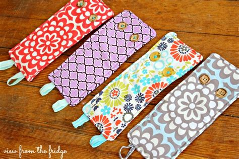 Handmade Sewing Projects - in style diy koozies a prudent