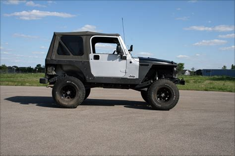 Nth Degree Jeep Fs Nth Degree 6 Quot Arm Suspension Pirate4x4