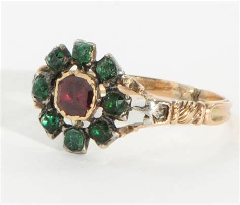Ruby 1760 Ct 17 best images about x emerald rings georgian w other