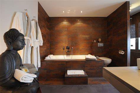 Spa Inspired Bathroom Ideas by 25 Spa Bathroom Designs Bathroom Designs Design