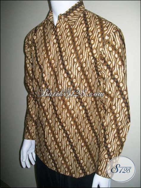 desain baju batik tangan panjang desain batik modern lengan panjang images
