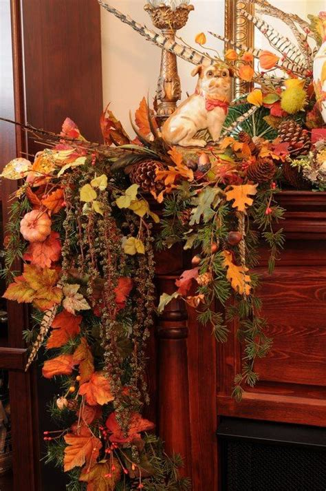 fall decorating ideas 35 cozy fall staircase d 233 cor ideas digsdigs