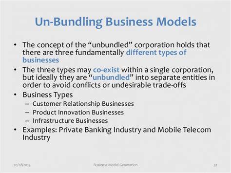 patterns business model generation business model generation