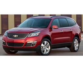 Chevrolet Traverse Awd 2017 Chevrolet Traverse Maintains Its Way Up