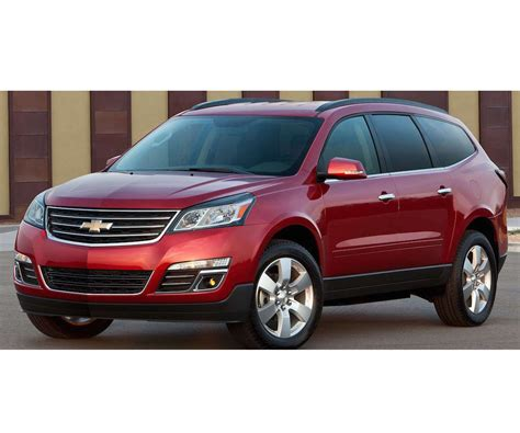 chevrolet crossover 2017 chevy traverse price reviews release date and pictures