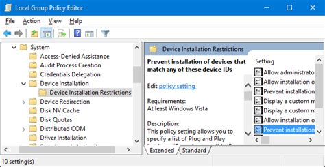 how to access the policy editor even in windows