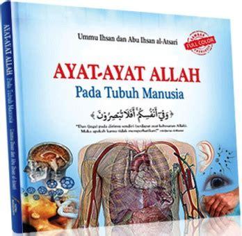 Buku Ayat Ayat Allah Pada Tubuh Manusia ummu ihsan archives wisata buku islam