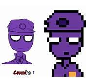 Purple Guy Pixel FNAF By Coxsuba On DeviantArt