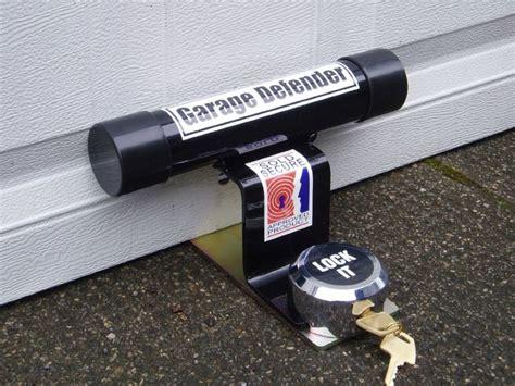 First Impressions Pjb Garage Defende Visordown Garage Door Defender
