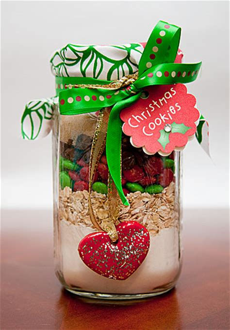 mommy aloha diy cookie mix in a jar