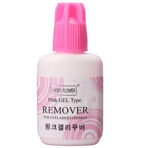 Remover Pink Gel 15g professional eyelash eyebrow extension glue remover gel salon makeup at banggood