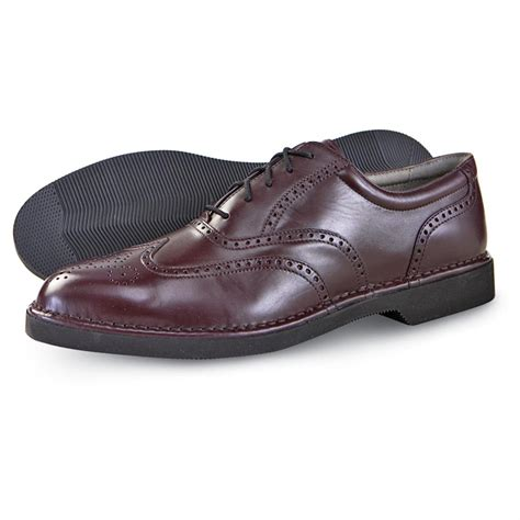 burgundy dress shoes s rockport 174 vibram 174 quot b grade quot dress shoes burgundy